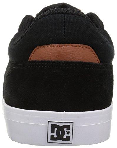 Shoe White Wes Men's Kremer Skateboarding Black DC Brown xzInOqnw