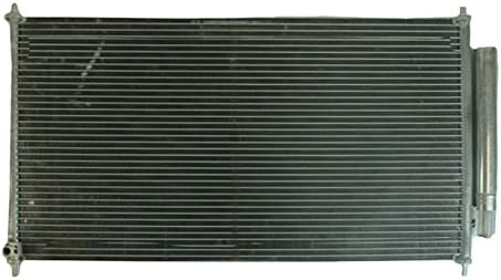 A//C Condenser TYC 3600 fits 07-13 Acura MDX