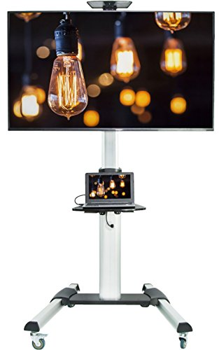 VIVO Screen Rolling shelves STAND TV09 product image
