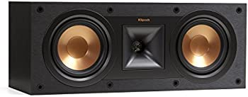 Klipsch Reference R-25C Two-Way Center Channel Speaker