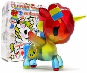 "New Open Box Tokidoki Unicorno Series 7 Fruttina Translucent 3/"" Vinyl Figure"