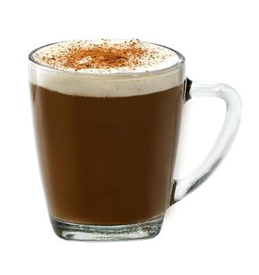 Anchor Hocking Rio Glass Coffee Mugs, 14 oz (Set of 6)
