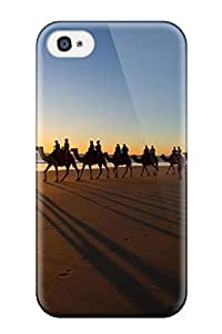 animal camel desert bingk Anime Pop Culture Hard Plastic iPhone 4/4s cases 1523160K526987427
