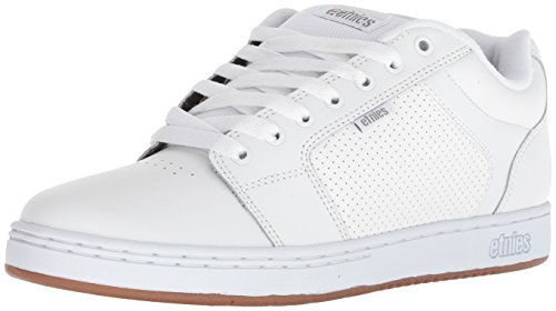 XL Weiß Barge Etnies Herren Skateboardschuhe qwHE74