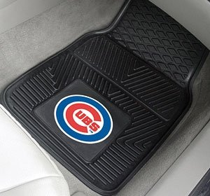 Chicago Cubs 2 Piece Car - 8