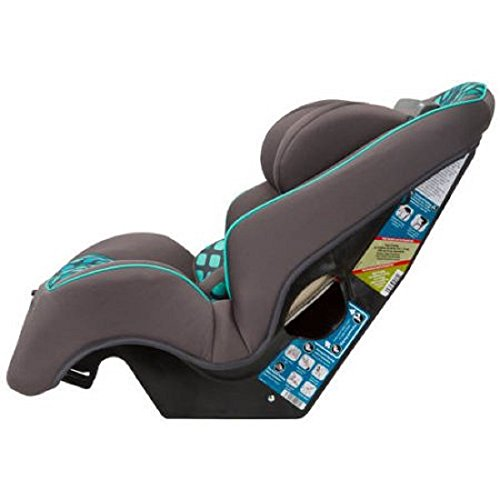 Image of the Cosco Easy Elite 3-in-1 Convertible Car Seat,Keep Your Child Safer During the Ride (City Lights)