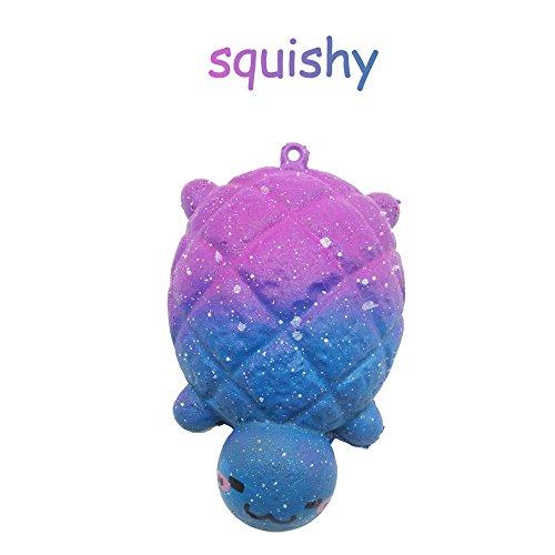 VESNIBA LLC Squishy Galaxy Tortoise Slow Rising Cartoon Cream Scented Stress Relief Toy from VESNIBA LLC