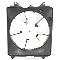 MAPM Premium CIVIC 06-11 RADIATOR FAN SHROUD ASSEMBLY and A/C Fan Shroud Assembly, 2.0L Eng.