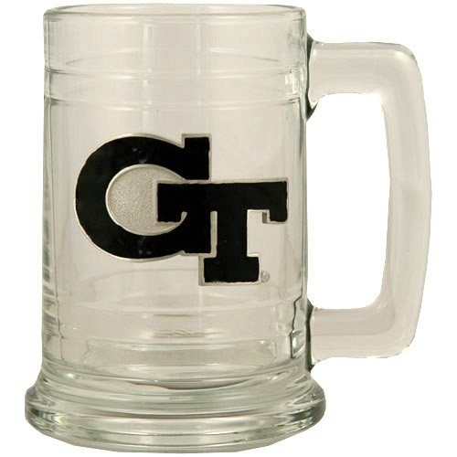 Great American Products NCAA Georgia Tech Yellow Jackets Tankard, One Size, Black