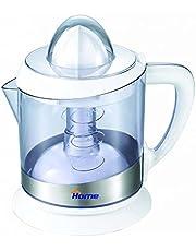 Home BH3376 Plastic Citrus Juicer, 40 Watt - White