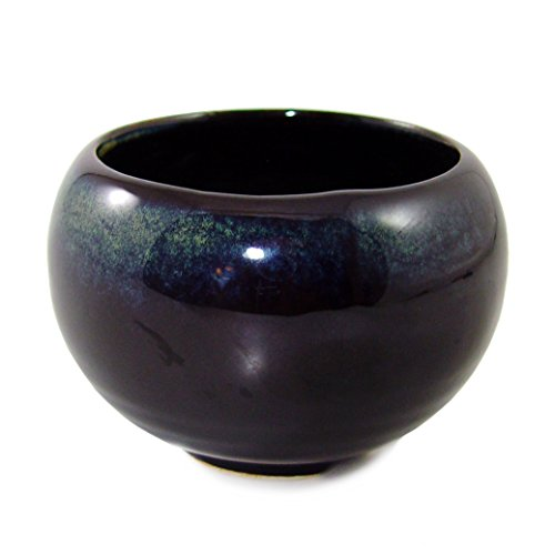 SHOYEIDO Sable Ceramic Incense Bowl