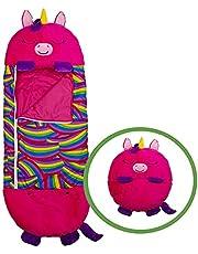 Sleeping bag Kids Sleeping Bag Pillow Sleeping Bag - Förvandla din roliga 2-i-1-kudde till en sovsäck för utomhusresor och tupplurar. (Color : B, Size : Medium)