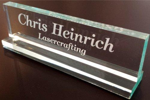Acrylic Door Name Plate Amazon Com