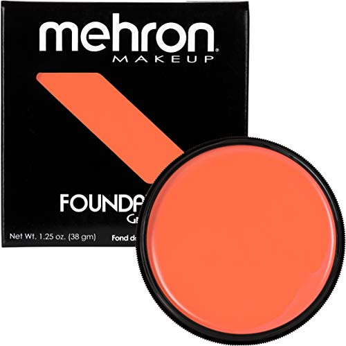 Mehron Makeup Foundation Greasepaint (1.25 oz) (AUGUSTE)]()