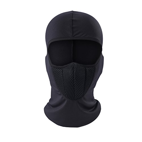 Balaclava - Dust & breathable Outdoor Multifunctional Summer Windproof Full Face Mask for Cycling, Hiking, Motorcycle