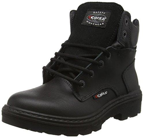 """Cofra 25670–000.w37taglia 37s3src """"leader bis"""" sicurezza scarpe, colore: nero"""