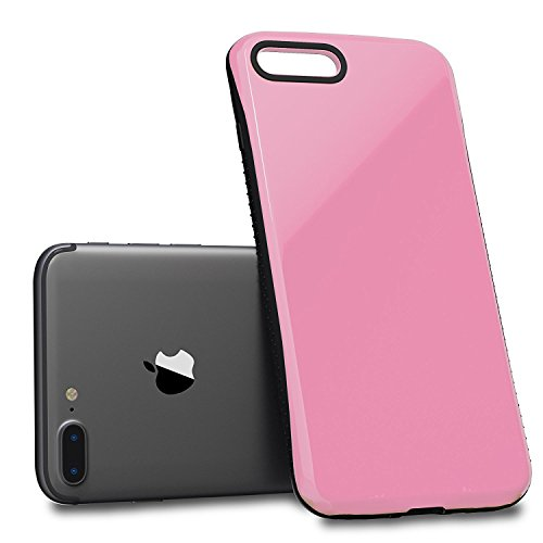 Nicexx [2018 updated] iPhone 7 Plus/iPhone 8 Plus Case Premium Luxury Design with Slim Reinforced Drop Protection [10 ft. Grade Drop Tested], for Apple iPhone iPhone 7 Plus/iPhone 8 Plus - Pink by Nicexx