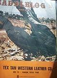 Saddlelog Catalog 84, Tex Tan Leather, Hereford Brand