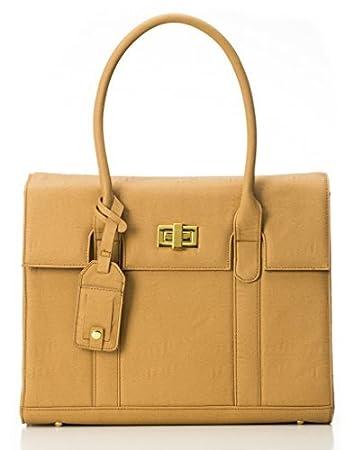 Amazon.com: Graceship Women Briefcase Shoulder Laptop Messenger ...