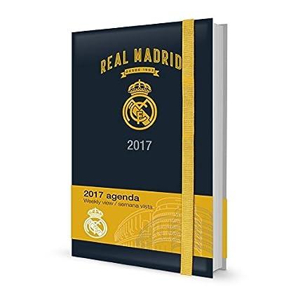 Grupo Erik Editores Real Madrid - Agenda 2017 Premium Semana ...