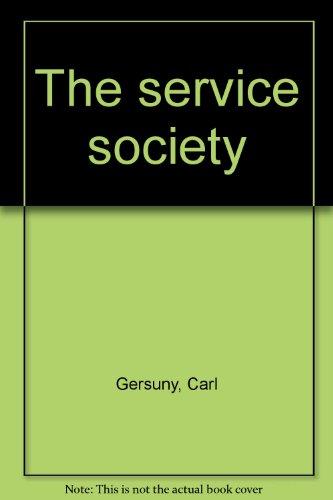 The service society