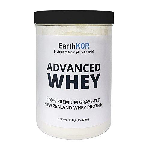 EarthKor Pure Whey Protein Powder / Undenatured 10…