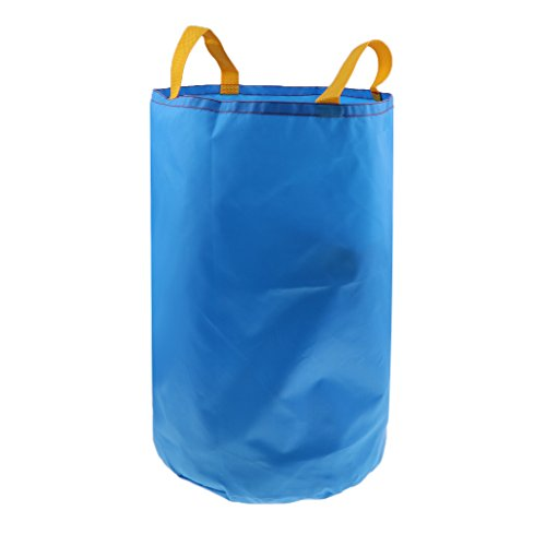 - MagiDeal Outdoor Sports Traning Fun Race Game Jumping Sack Bag for Children Kids - Blue, as Described