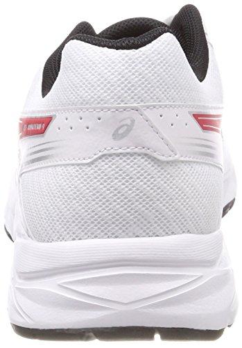 classic Gel white Uomo 4 0123 Red black Scarpe Bianco Asics Running contend gqU4wwS8