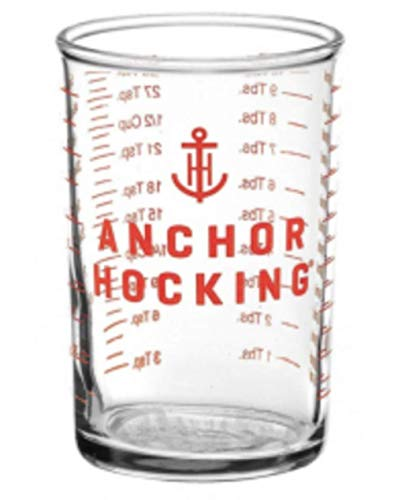 Anchor Hocking 5-Ounce Measuring Glass, Small