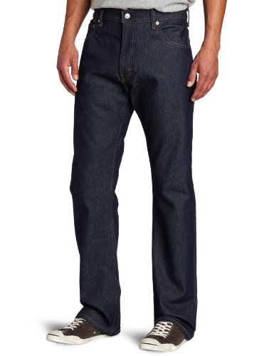 (Levi's Men's 517 Boot Cut Jean, Rigid, 40W x 32L)