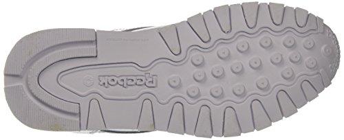 Reebok Patent Running de Zapatillas para Blanco White 000 Niñas Classic rAOWnx7gr