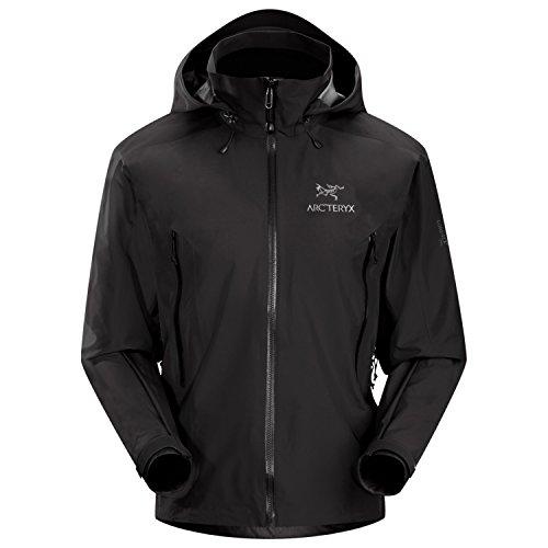 (Arc'teryx Men's Theta AR Jacket, Black,)