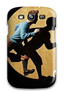 Defender Case With Nice Appearance (tintin And Snowy In The Adventures Of Tintin) For Galaxy S3