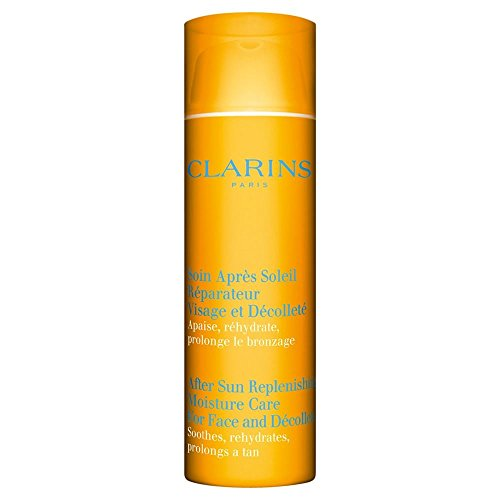 Clarins After Sun Replenishing Moisture Care for Face & Décolleté - Pack of 6