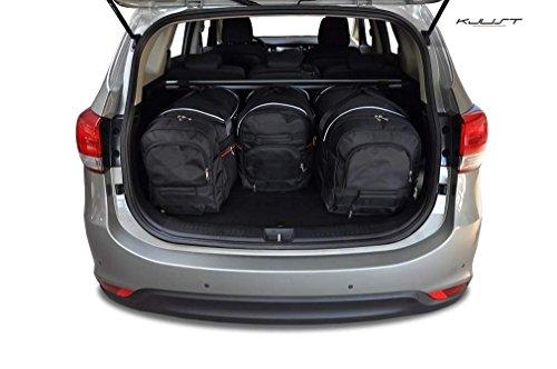 CAR BAGS AUTO-TASCHEN MASSTASCHEN ROLLENTASCHEN KIA CARENS, IV, 2013- - KJUST
