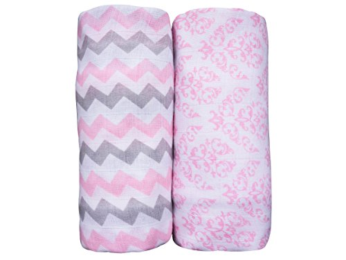 baby-muslin-swaddle-blankets-for-girls-100-cotton-burp-swaddler-receiving-blankets-2-pack