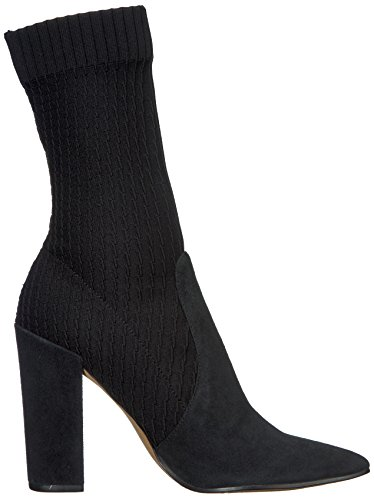 Dolce Vita Women's Elon Fashion Boot, Black Suede, 8 Medium US by Dolce Vita (Image #7)