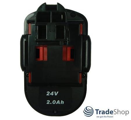 2x Batterie 2000mah pour Bosch gsr24ve-2 psb24ve-2 gsr24 ve-2 bat030