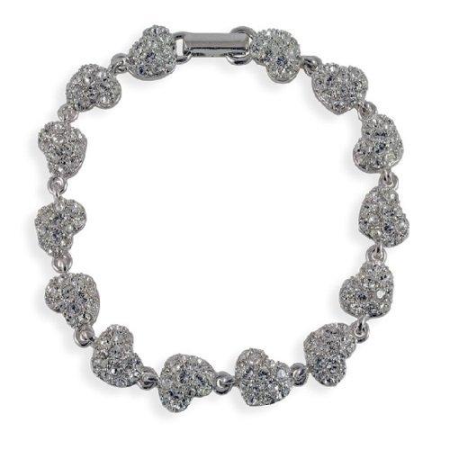 Bracelet Swarovski Elements 925 et R6049