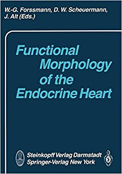 Book Functional Morphology of the Endocrine Heart