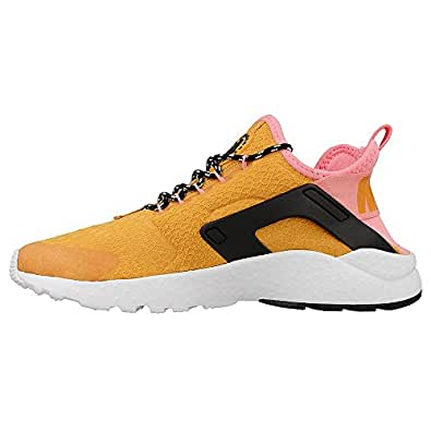732806569d1f Nike Women s Air Huarache Run Ultra SE Gold Dart Black 859516-700 ...