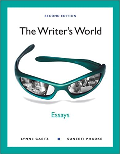 amazon com  the writer    s world  essays new mywritinglab with etext    the writer    s world  essays new mywritinglab   etext    access card package   nd edition  nd edition