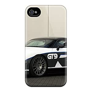 Durable Cases For The Samsung Galaxy S6- Eco-friendly Retail Packaging(porsche Gt9)
