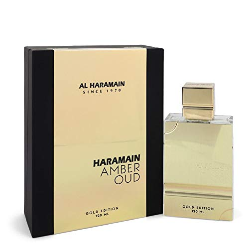 AL Haramaìn Amber Oud Gold Edition UNISEX 4.0 Oz Eau De Parfum Spray