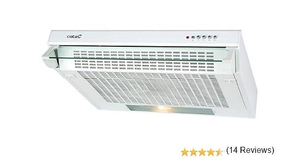 CATA F-2060 - Campana Convencional F2060 Con 3 Velocidades: Amazon.es: Grandes electrodomésticos