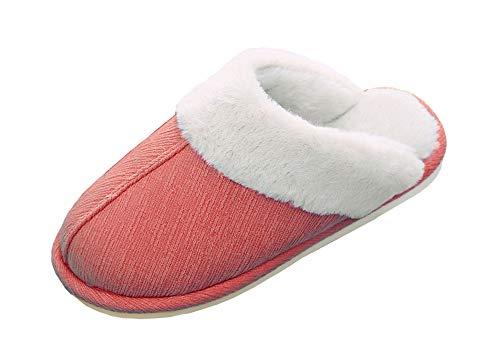 Interno Uomo Liveinu Inverno Ciabatte Unisex Pantofole Rosso Caldo Morbido Home Camera Letto Peluche Antiscivolo Scarpe Da Calde Donna Per yt0C0Hrqw