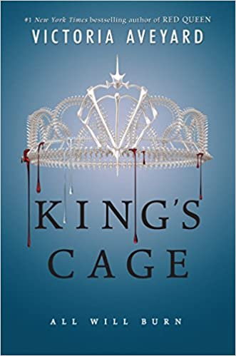 Image result for king's cage aveyard