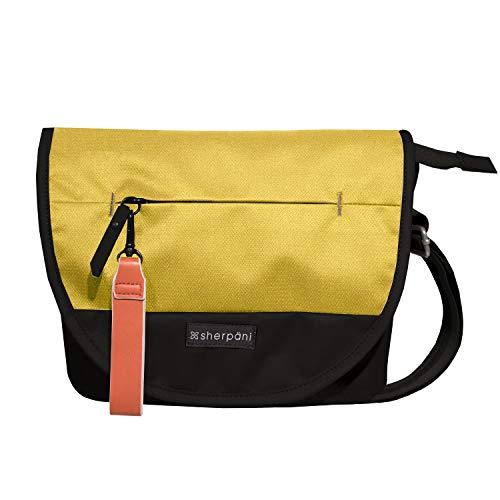 (Sherpani Women's 18-milli-05-11-0 Cross Body Bag, Saffron, One Size)