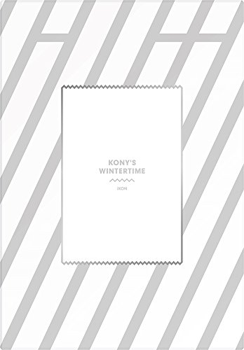 Price comparison product image iKON - KONY'S WINTERTIME DVD 2Disk+Photobook+Pouch+Mini Poster+Planner+Extra Photocards Set