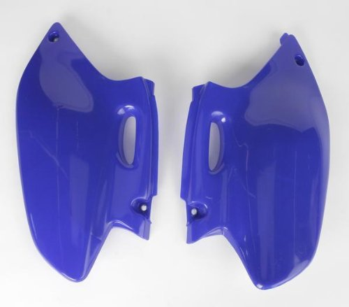 Ufo Side Panels - UFO Plastics Side Panels - Reflex Blue , Color: Blue YA03811-089